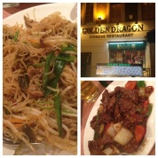 Chinese Meal Soho Golden Dragon