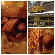 Eating NYC Bareburger