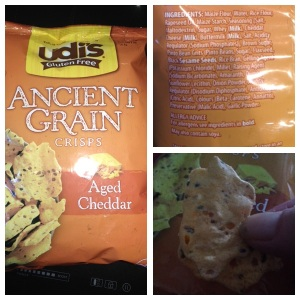 Ancient Grain Crisps