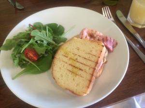 My Gluten Free Sandwich.