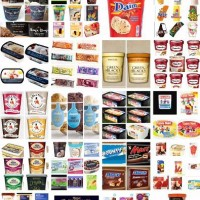 Loving GLUTEN FREE Ice Cream (including Dairy Free options) ... (Updated July 2015)...